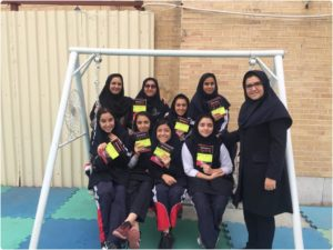 international school in tehran