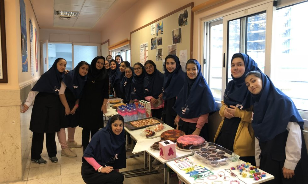 Bake Sale by 7th Graders
