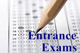 Grades 7 and 10 Entrance Exam