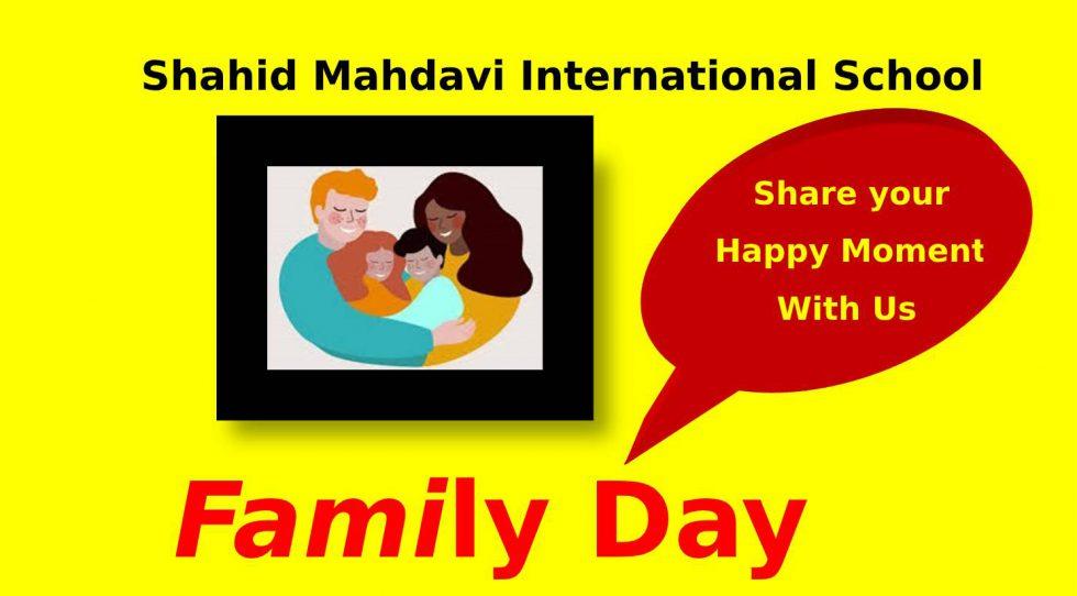 Family Day (4th 0f November)