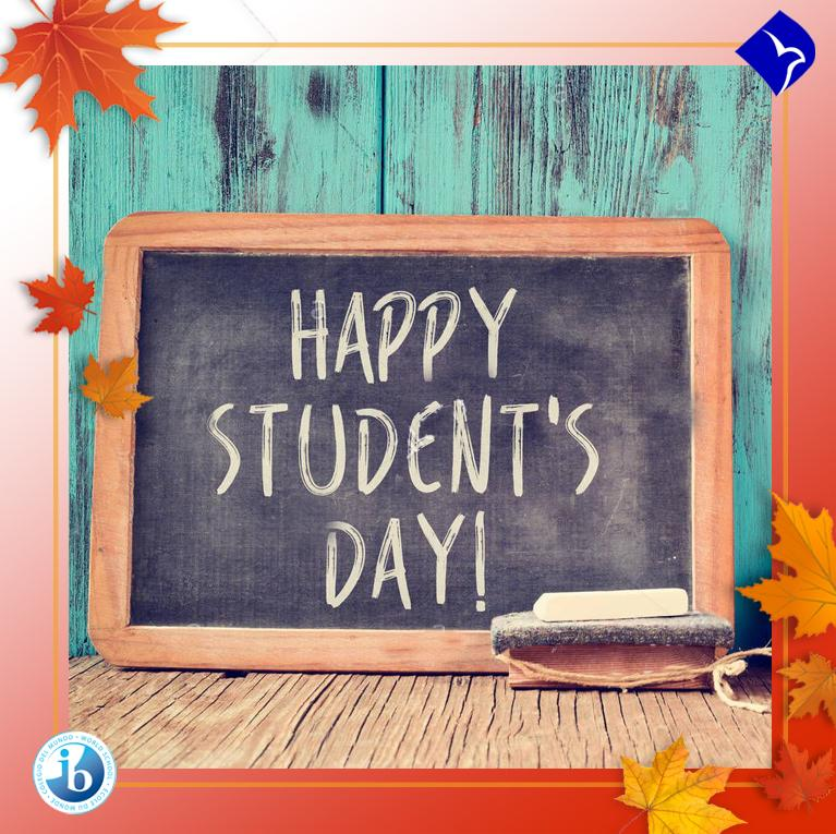 happy student 's day