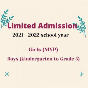 Student 's Admission